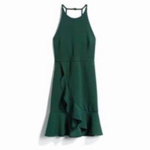 Bee Darlin Favia Ruffle Dress Stitch Fix NWT